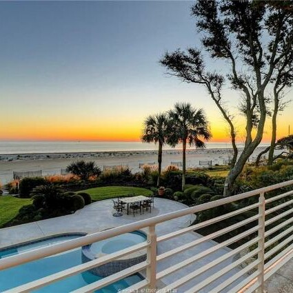 Oceanfront Homes