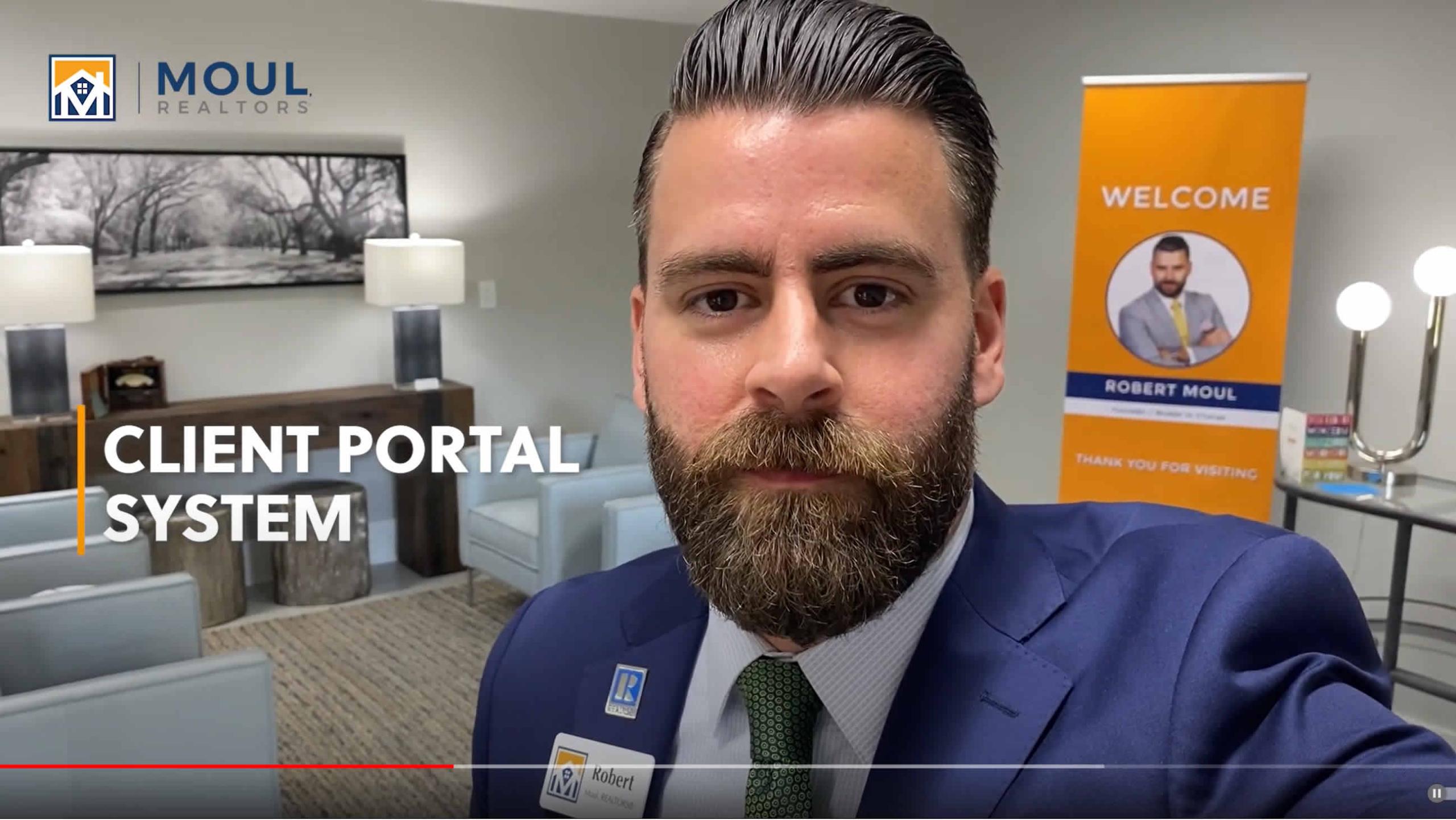 Moul, REALTORS Client Portal System