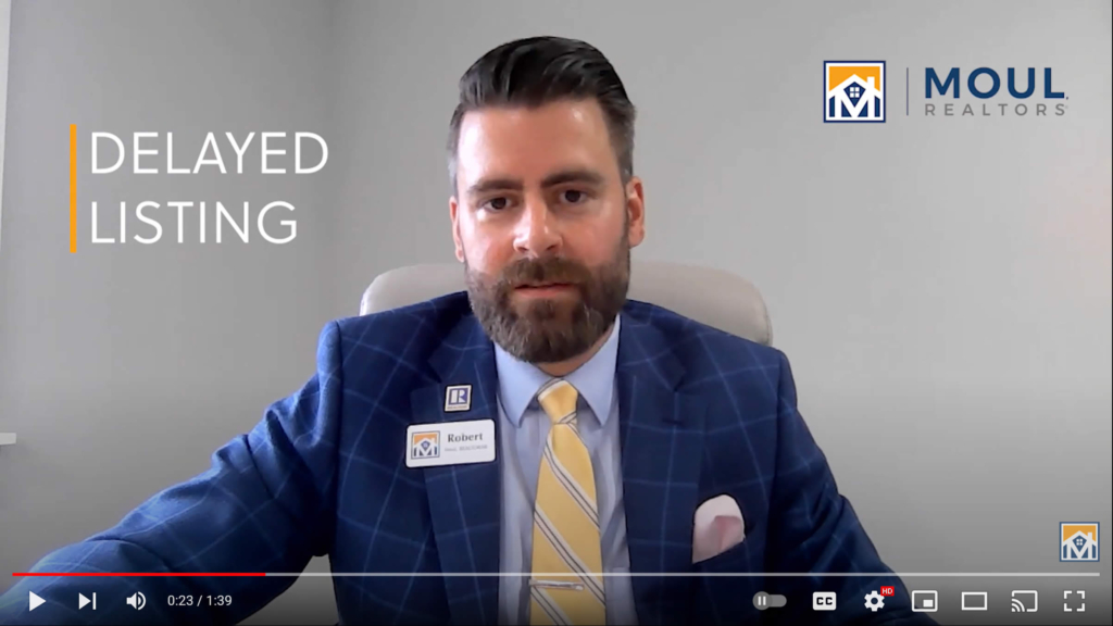 Learn about Delayed Listings