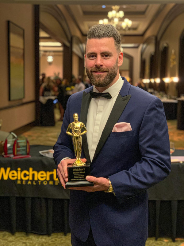 Robert Moul Chairmans Award